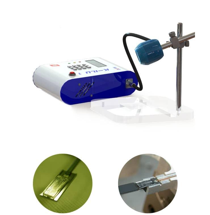 Système à LED-UV K-ILU 2 et exemples d'application
