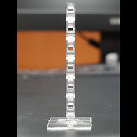 Exemple de biotechnologie 3D : tour