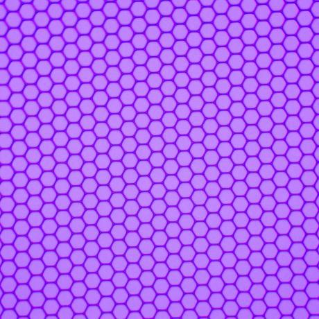 Exemple de fonctionnalisation de surface : micro-puits hexagonaux