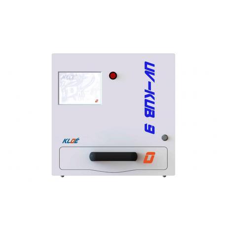 Insolateur à LED-UV à forte densité de puissance UV-KUB 9