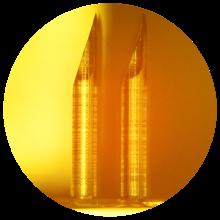 Exemple de biotechnologie 3D : micro-aiguilles