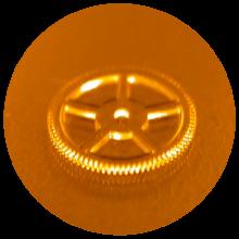 Exemple de structure micromécanique